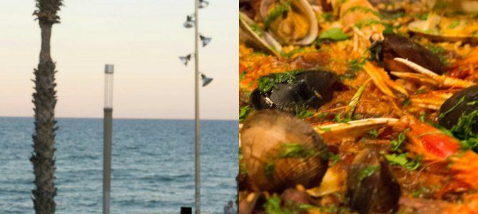 Paella mit Meerblick: das Barraca, Barcelona