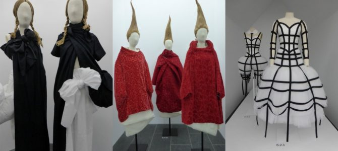 Rei Kawakubo: Im Mode-Wunderland in New York