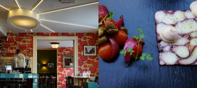 Mein Lieblings-Restaurant in Amsterdam: Oud-Zuid