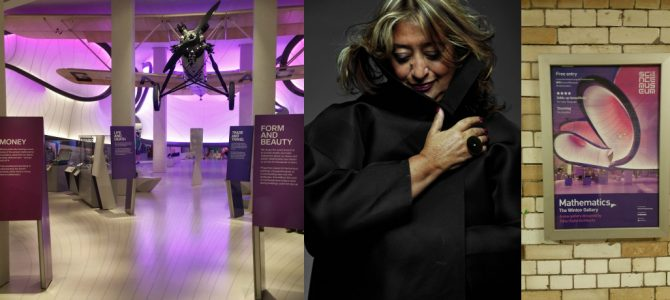 Zaha Hadid Architects: die Mathematics Winton Gallery im Science Museum London