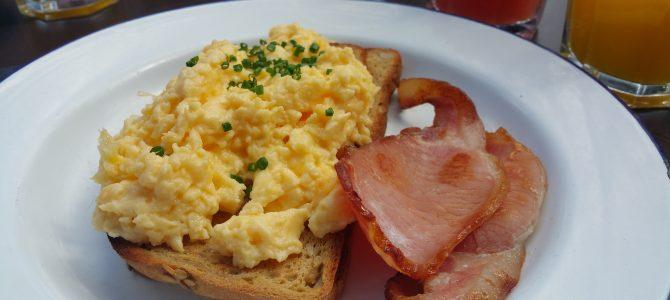 Ich kann nicht mehr leben ohne … Englisches Frühstück im Ginger & White in London Hampstead