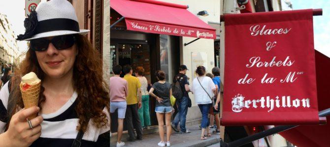 Ich kann nicht mehr leben ohne … Berthillon Glaces & Sorbets, Paris