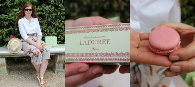 Ladurée – einfach königlich im Jardin du Roi, Versailles