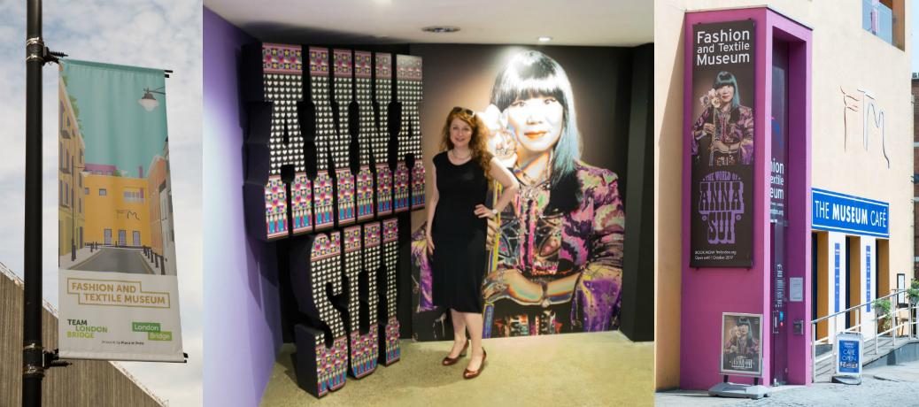 Anna Sui FTM London 2017