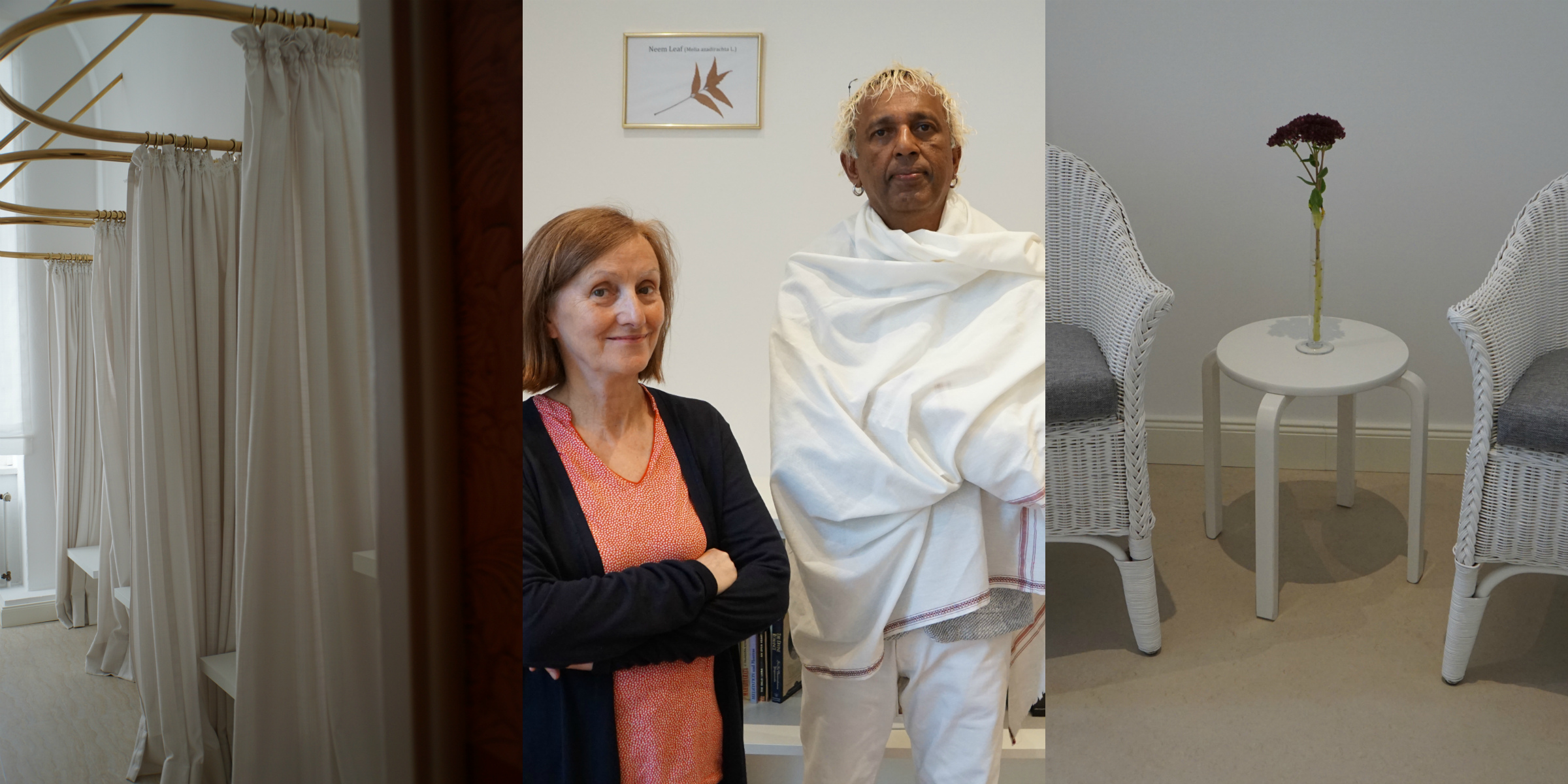 Ü60 Bloggerin Ursel vom Iknmlo Fashionblog über den Ayurveda Day medical im Gräflicher Park Grand Resort Bad Driburg