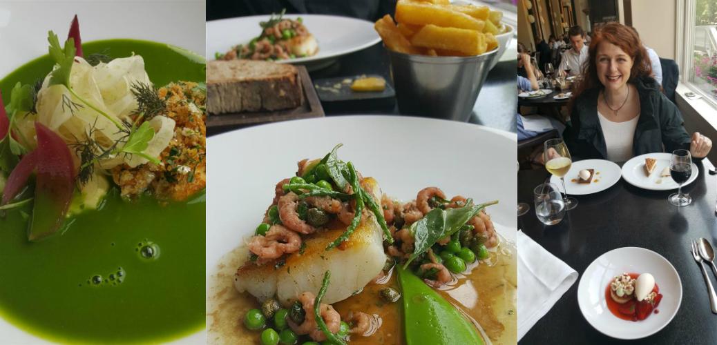 Geburtstags-Lunch im Dinner by Heston Blumenthal im Mandarin Oriental London iknmlo