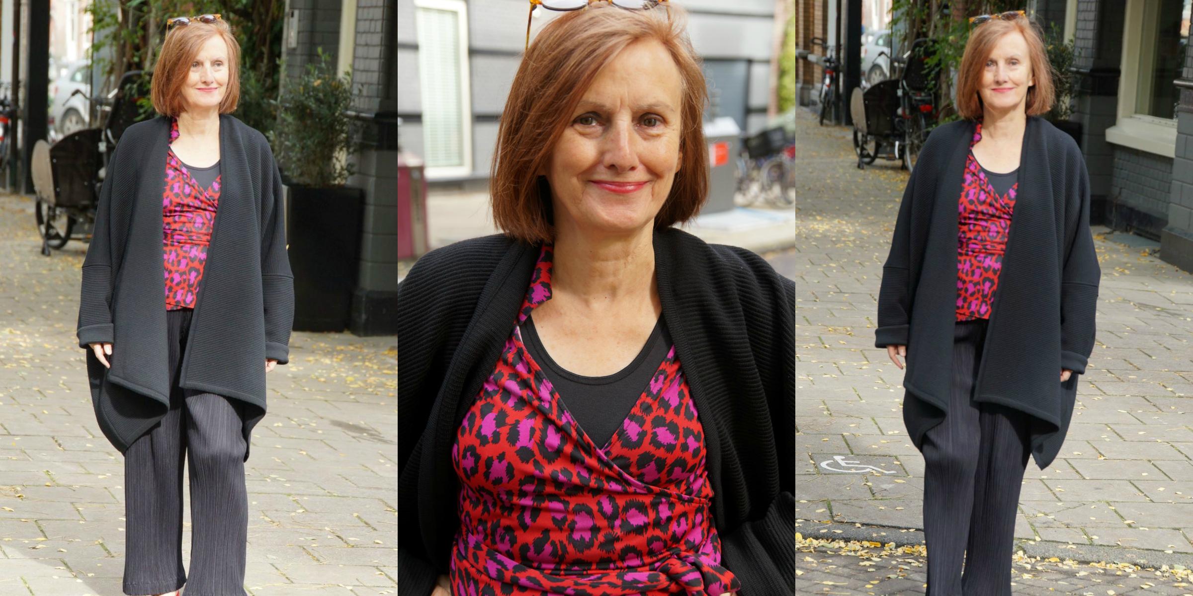 Ü60 Bloggerin Ursel vom Iknmlo Fashionblog über Kleidung von Frauen über 60