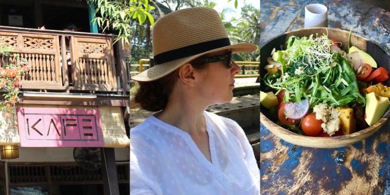 KAFE - kulinarische Gaumenfreuden mit Aussicht in Ubud, Bali