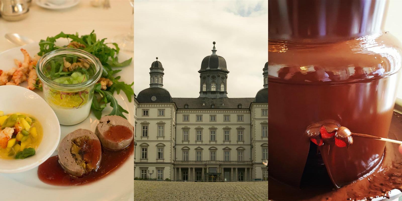 Erfahrungen mit dem Champagner Brunch im Schloss Bensberg