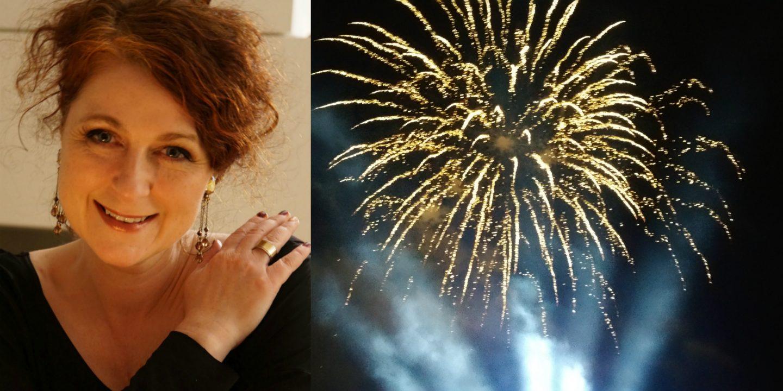 Glamour Silver Make-up für Frauen über 40 von Cerstin von iknmlo Modeblog 40plus