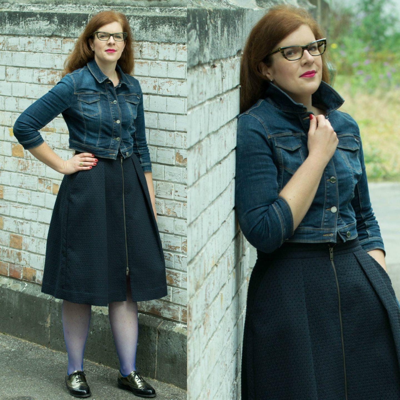 Ü40 Jeansjacke Tanja Modeblog iknmlo