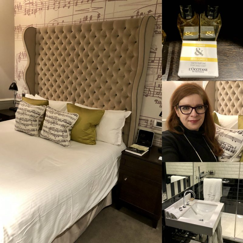 Bloggerin Tanja vom Ü40 Iknmlo Mode und Fashionblog über Style in London, Charlotte Tilbury, The Wolseley, Balthazar, Selfridges, Harrods