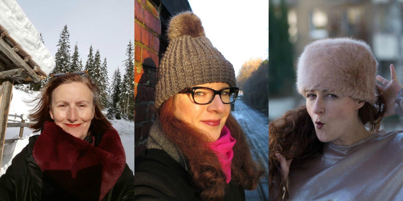 Ü40 Winteraccessoires Modebloggerinnen für den Ü40 Modeblog iknmlo