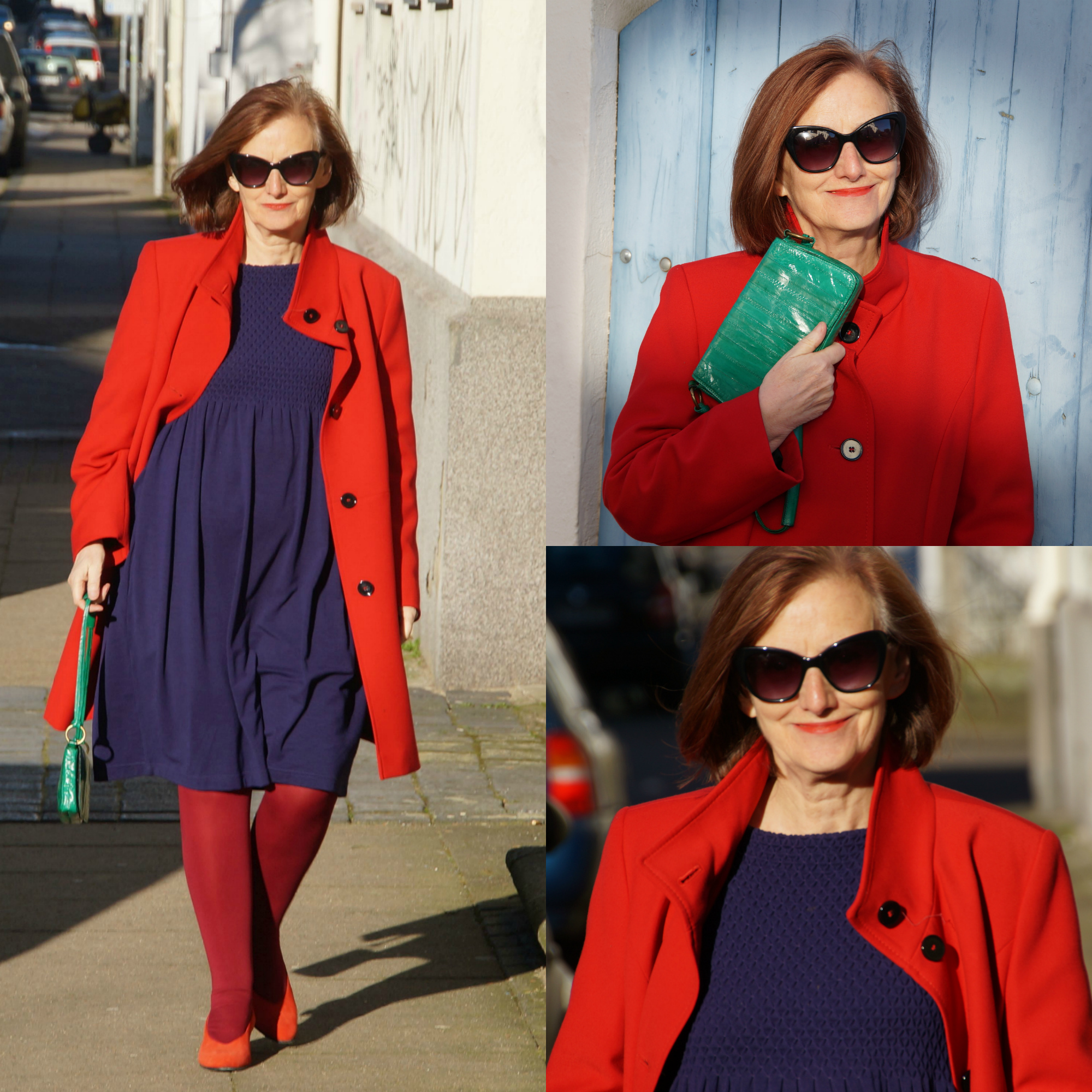 Ursel vom IKNMLO Fashionblog für Frauen ab 40 über Handtaschen