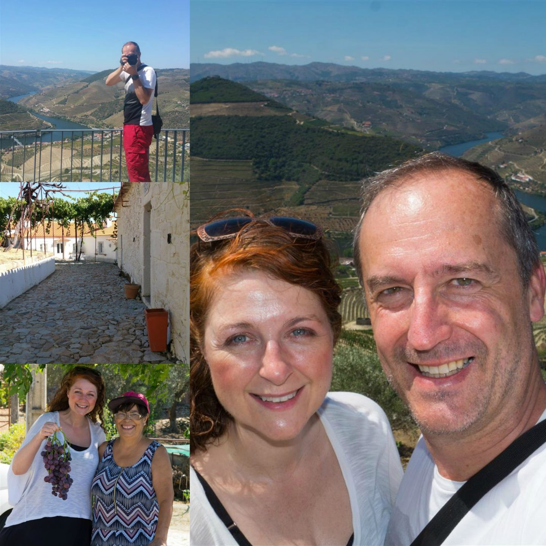 Casal de Loivos Ausblick Reisetipps Quintas im Dourotal Portugal iknmlo Ü40 Blog
