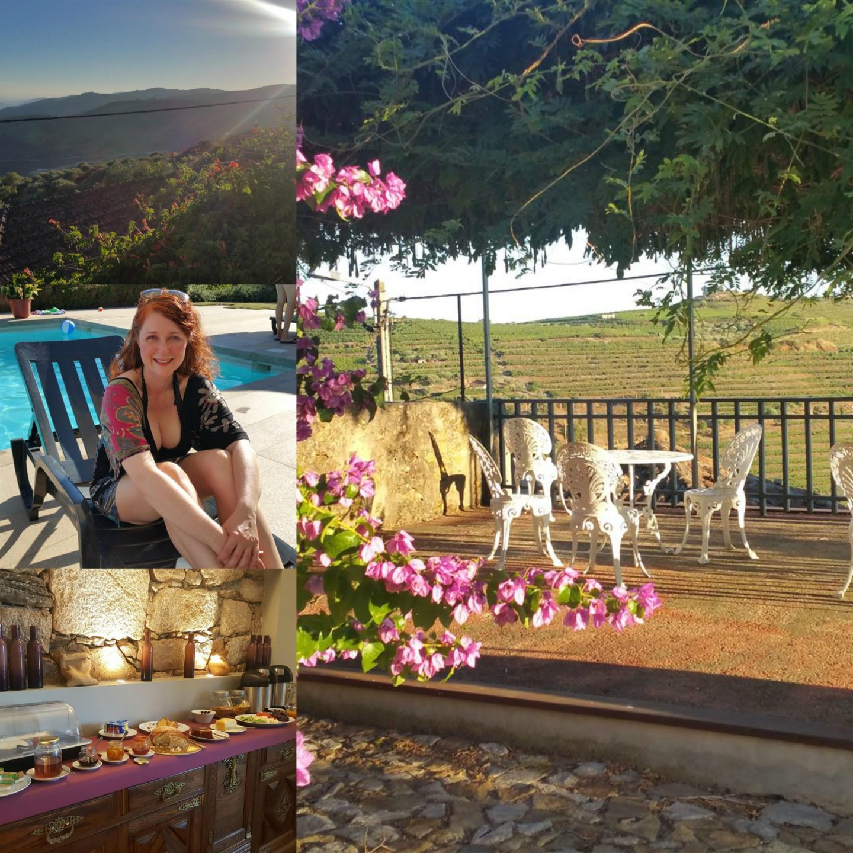 Casal De Tralhariz Reisetipps Quintas im Dourotal Portugal iknmlo Ü40 Blog