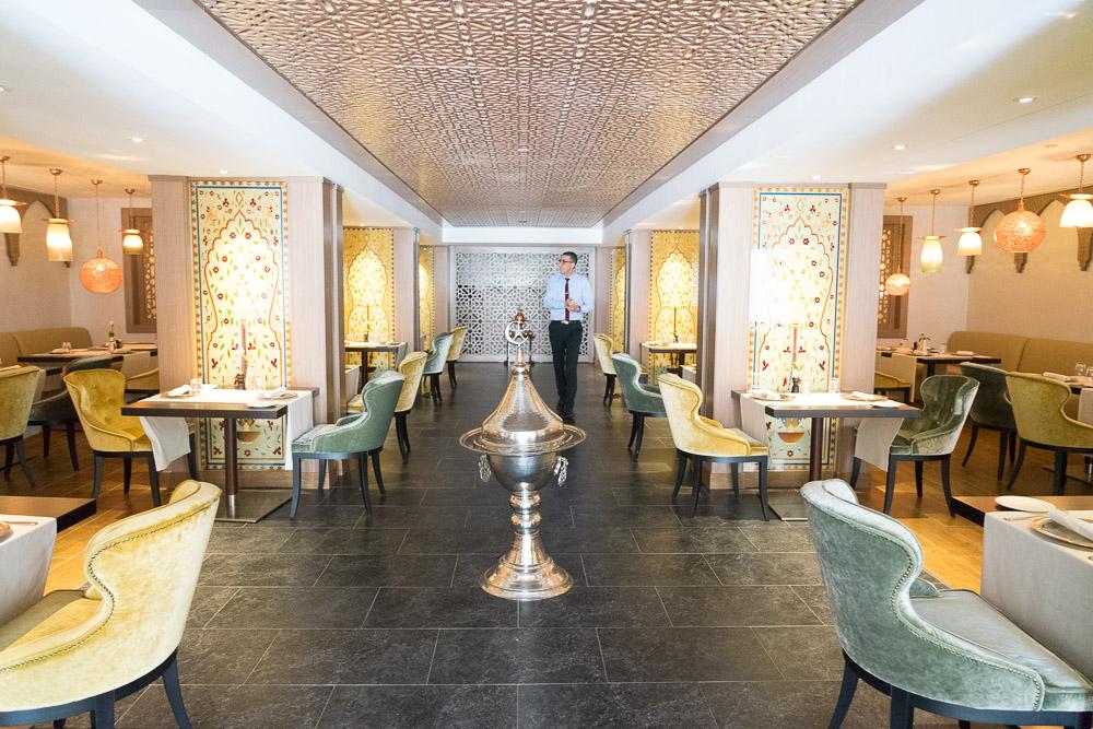 Laico Tunis Dar Zmen Tunesisches Restaurant 5-Sterne-Hotel Tunesien