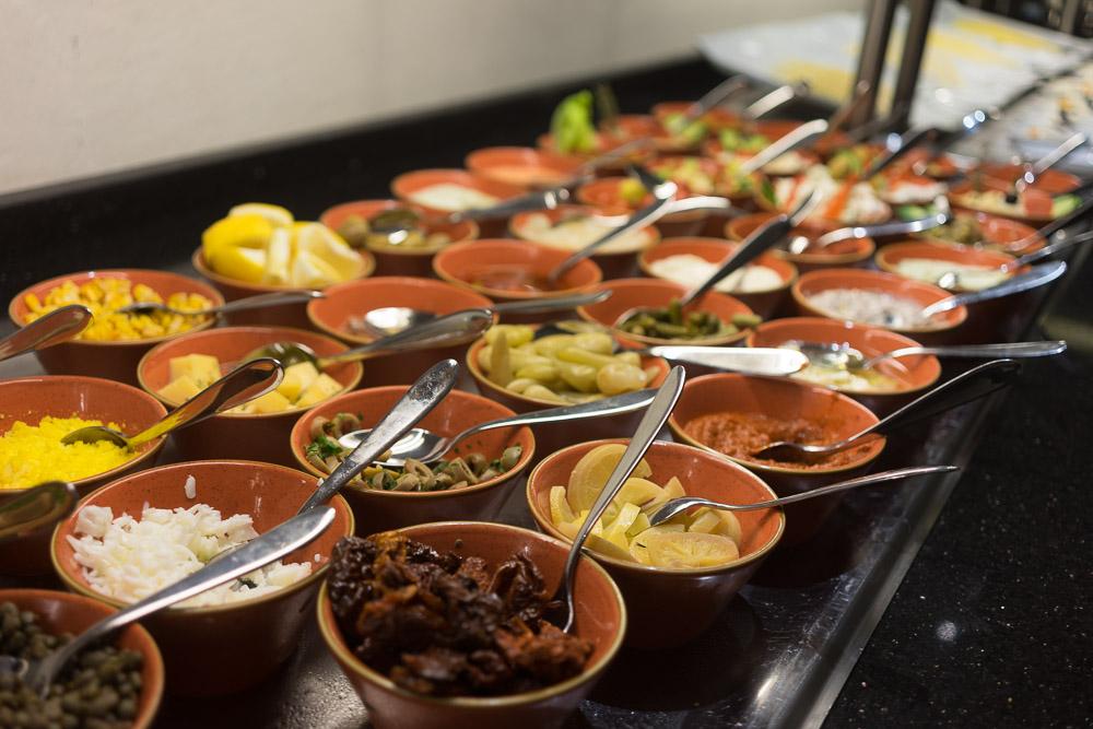 Frühstück im Al Maeeda Buffet Restaurant des Laico Tunis 5-Sterne-Hotel Tunesien Erfahrungsbericht