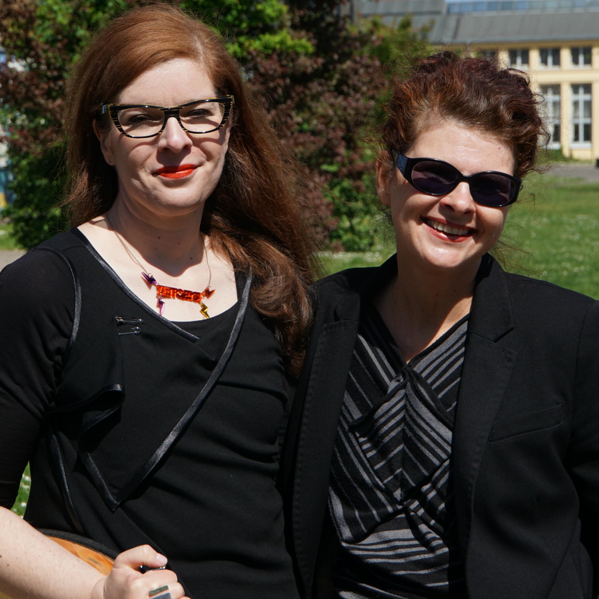 Ursel vom IKNMLO Fashionblog für Frauen ab 40 über Suncana Dulic