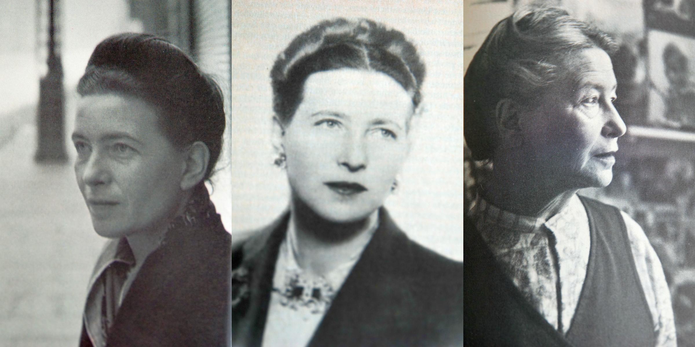 Ursel vom IKNMLO Fashionblog für Frauen ab 40 über Simone de Beauvoir