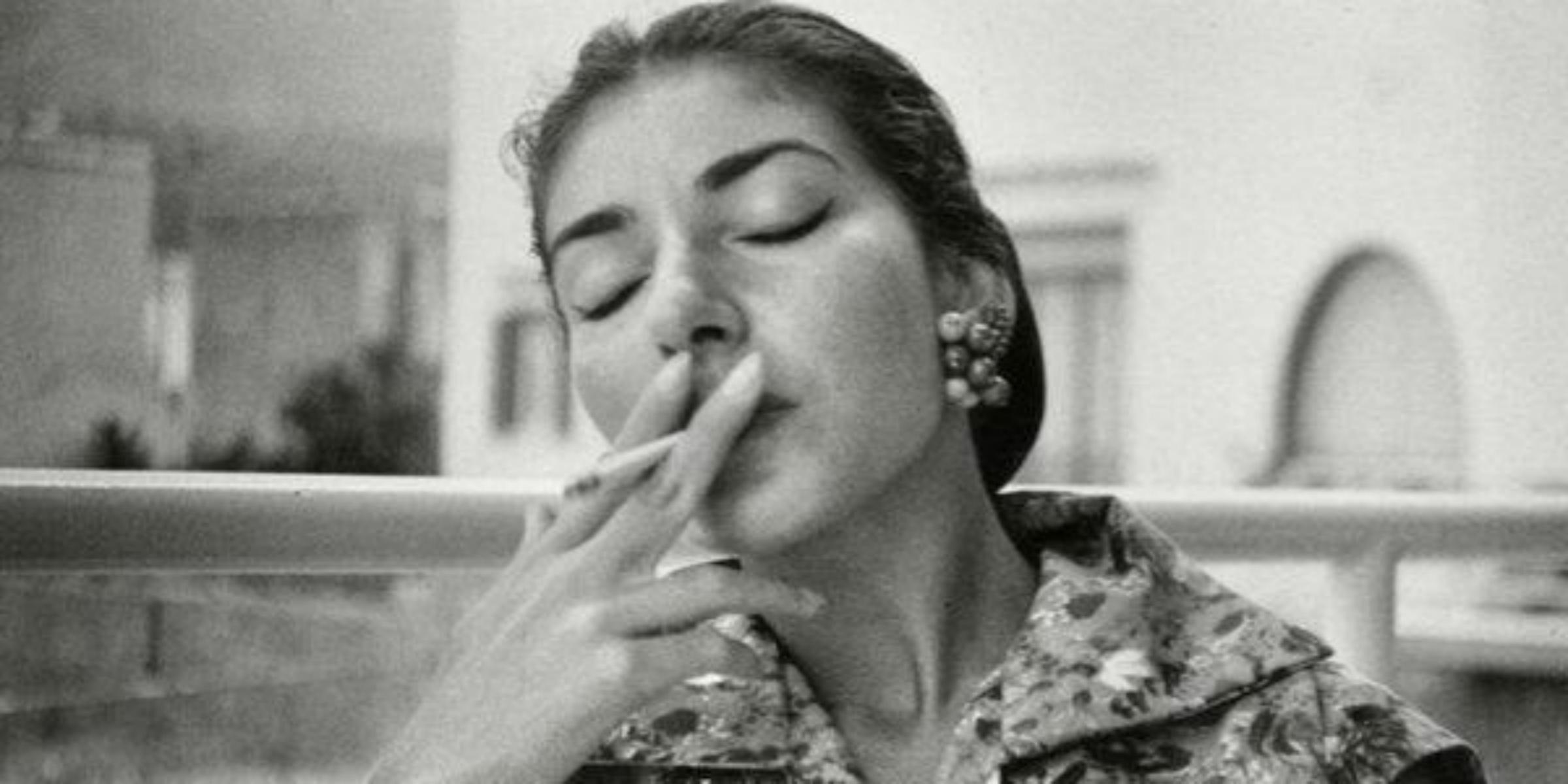 Ursel vom IKNMLO Fashionblog für Frauen ab 40 über Maria Callas
