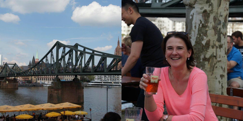 Tipps für ein Wochenende in Frankfurt - Main-Strand - iknmlo