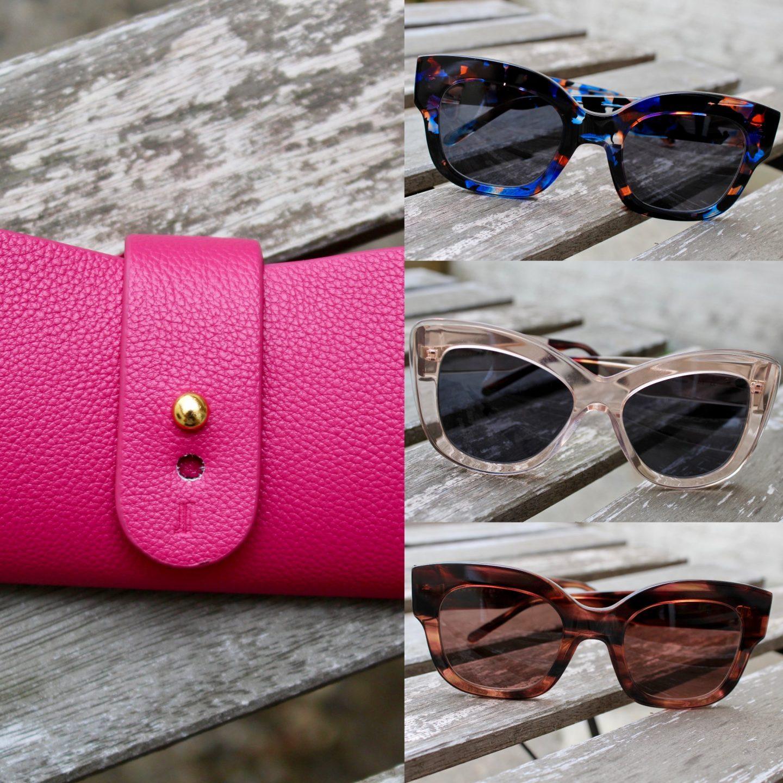 Sonnenbrille Jimmy Fairly Sommer Strand Restore Vision