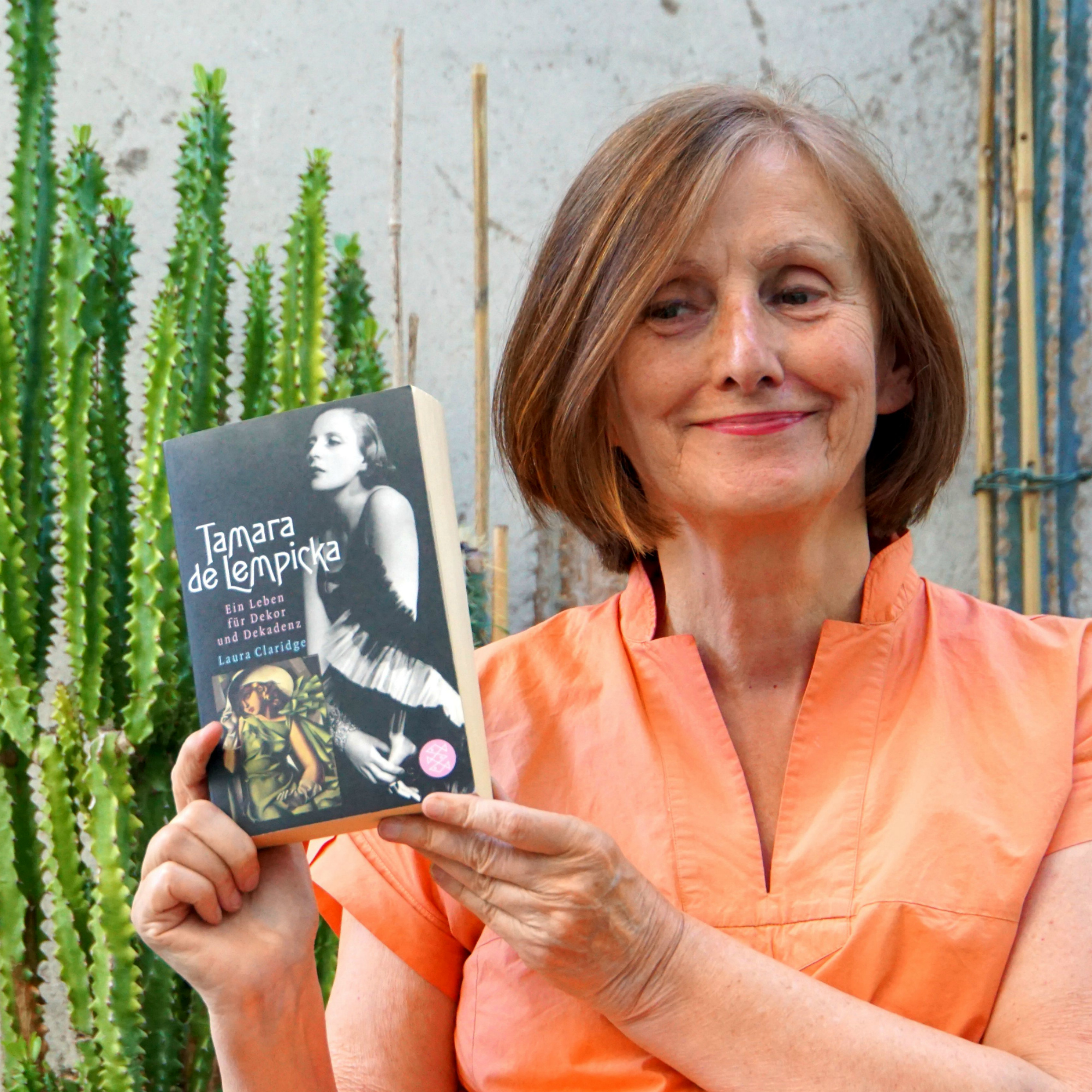 Ursel vom IKNMLO Fashionblog für Frauen ab 40 über Tamara de Lempicka
