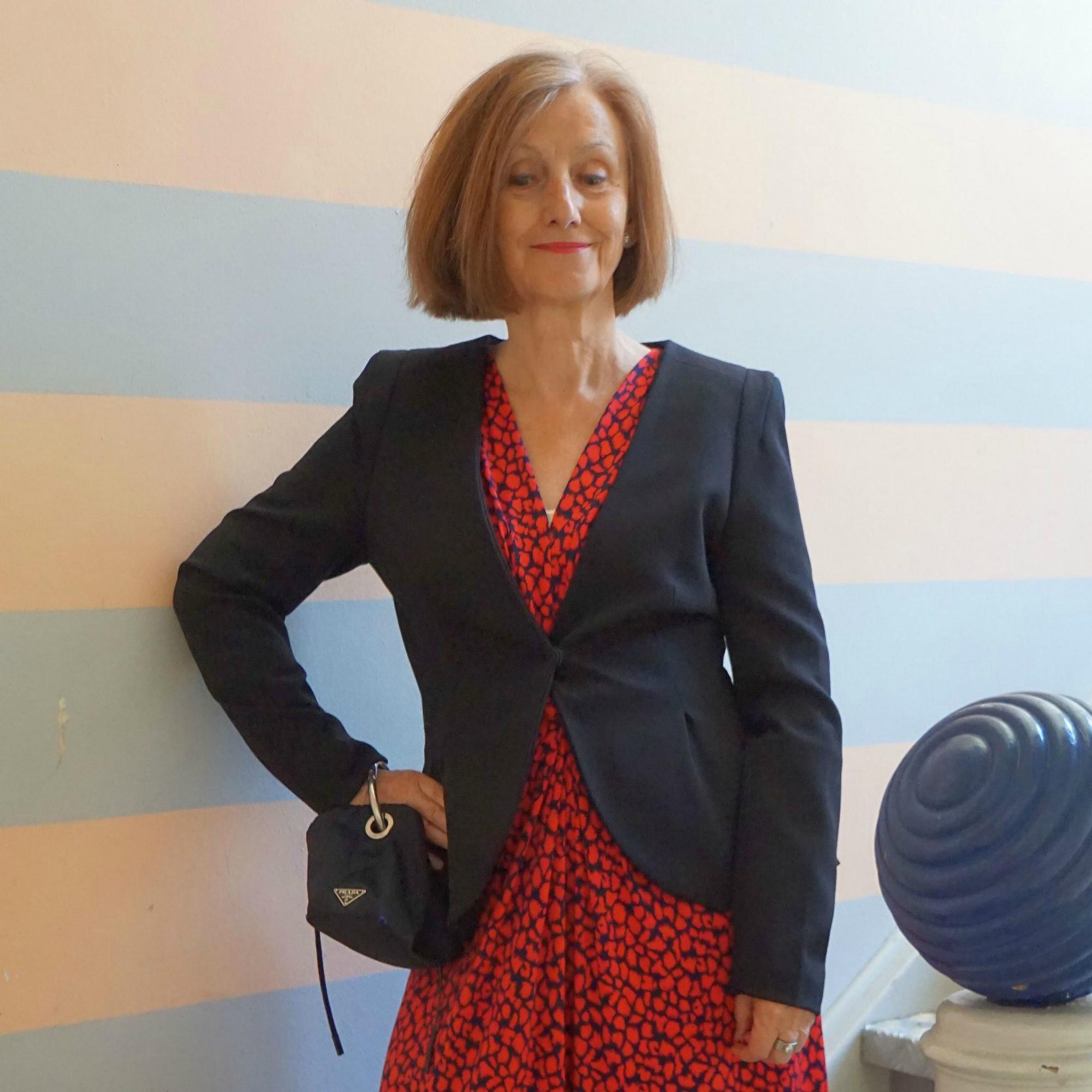 Ursel vom IKNMLO Fashionblog für Frauen ab 40 über Abiball-Alarm