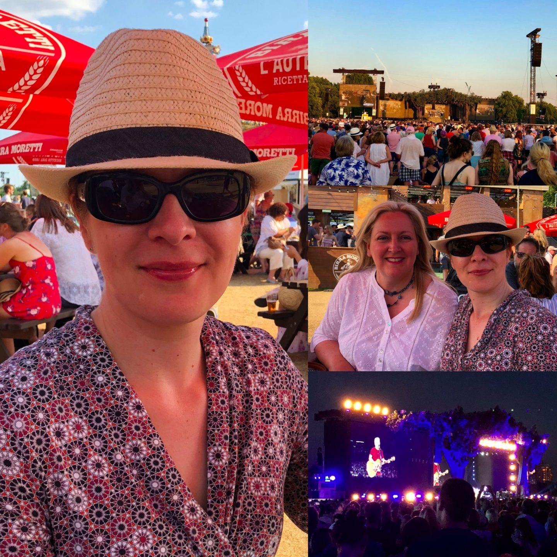 British Summer Time Hyde Park Paul Simon Farewell Tour