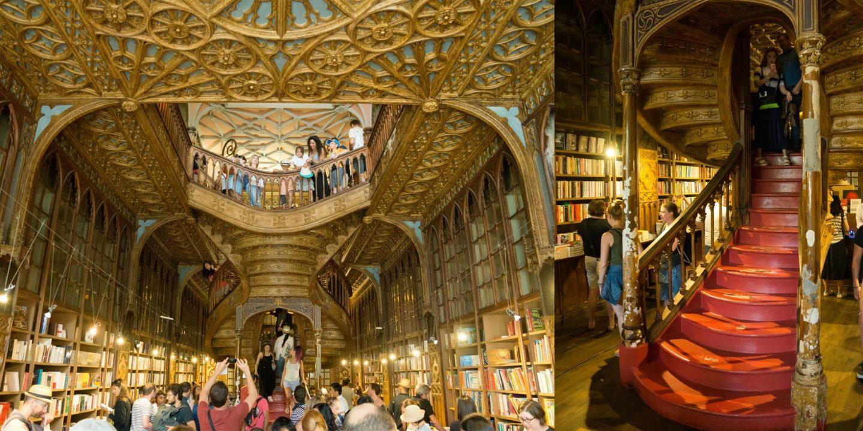 Reisetipp Wochenende in Porto iknmlo Livraria Lello