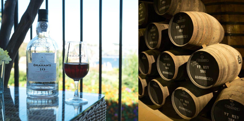 Reisetipp Wochenende in Porto iknmlo Graham's Lodge