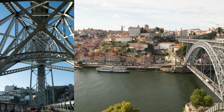 Reisetipp Wochenende in Porto iknmlo Brücke
