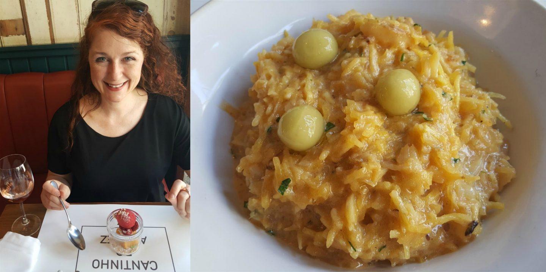 Reisetipp Wochenende in Porto iknmlo Cantinho do Avillez Lunch