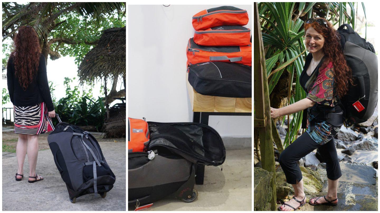 Osprey Sojourn ü40 backpacking in style iknmlo