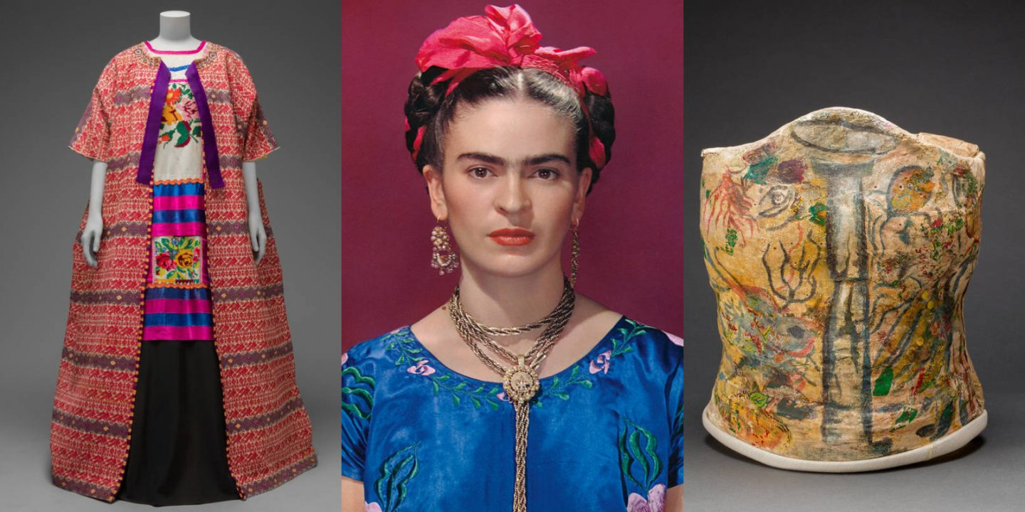 Frida Kahlo Ausstellung Victoria and Albert Museum London Making Her Self Up