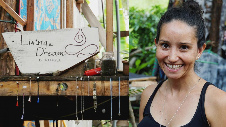 Living the dream Sri Lanka Arugam Bay Jacqueline Arenhardt