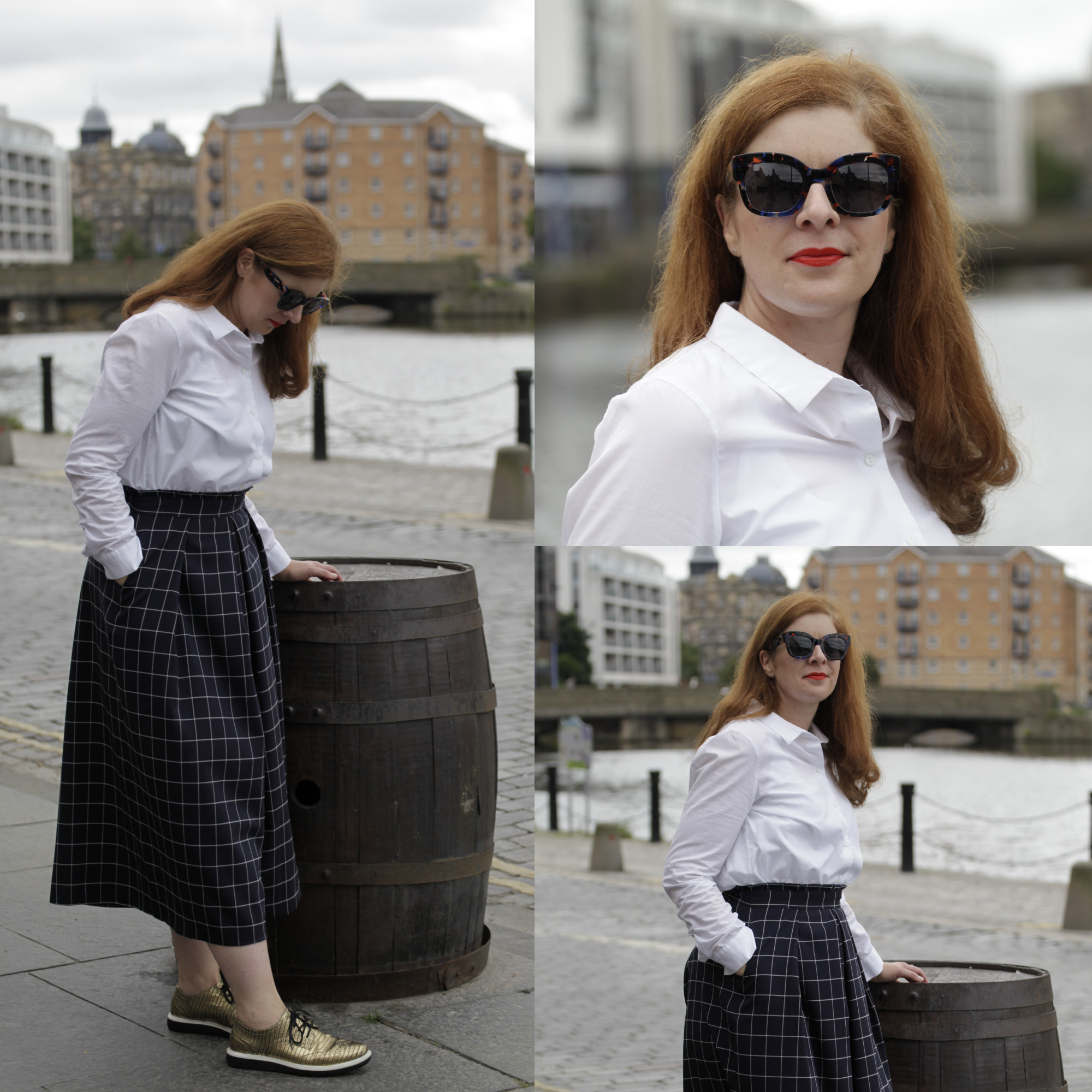Herbst Culottes herbstlich Fashion Fashionblogger IKNMLO