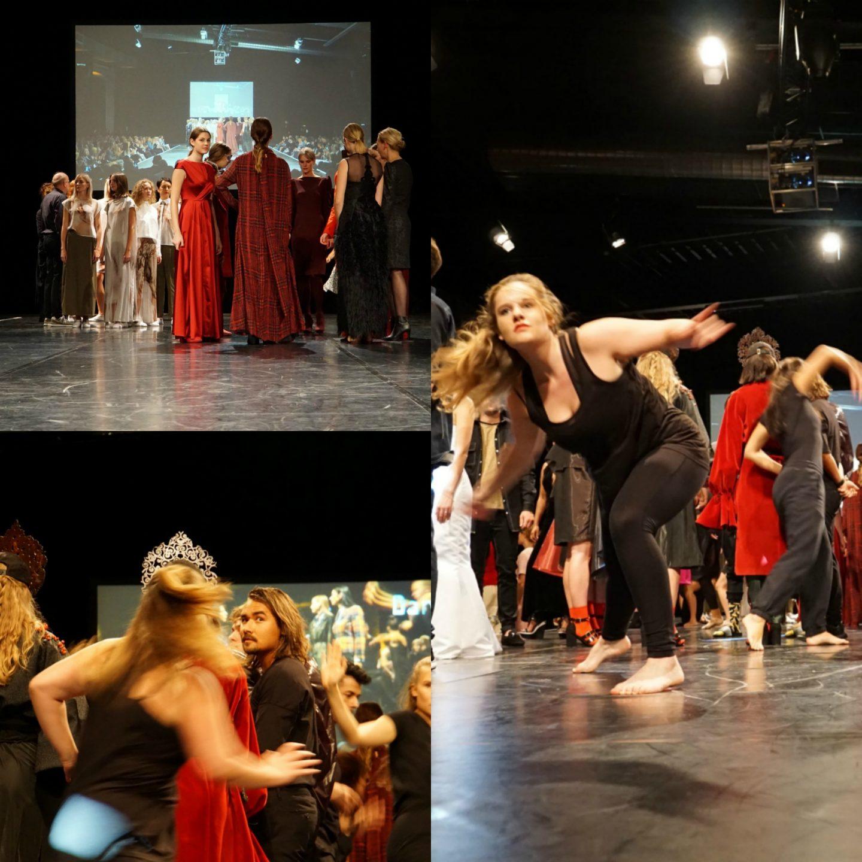 Catwalk Bielefeld 2018 Finale Dans Art und Modekollektionen