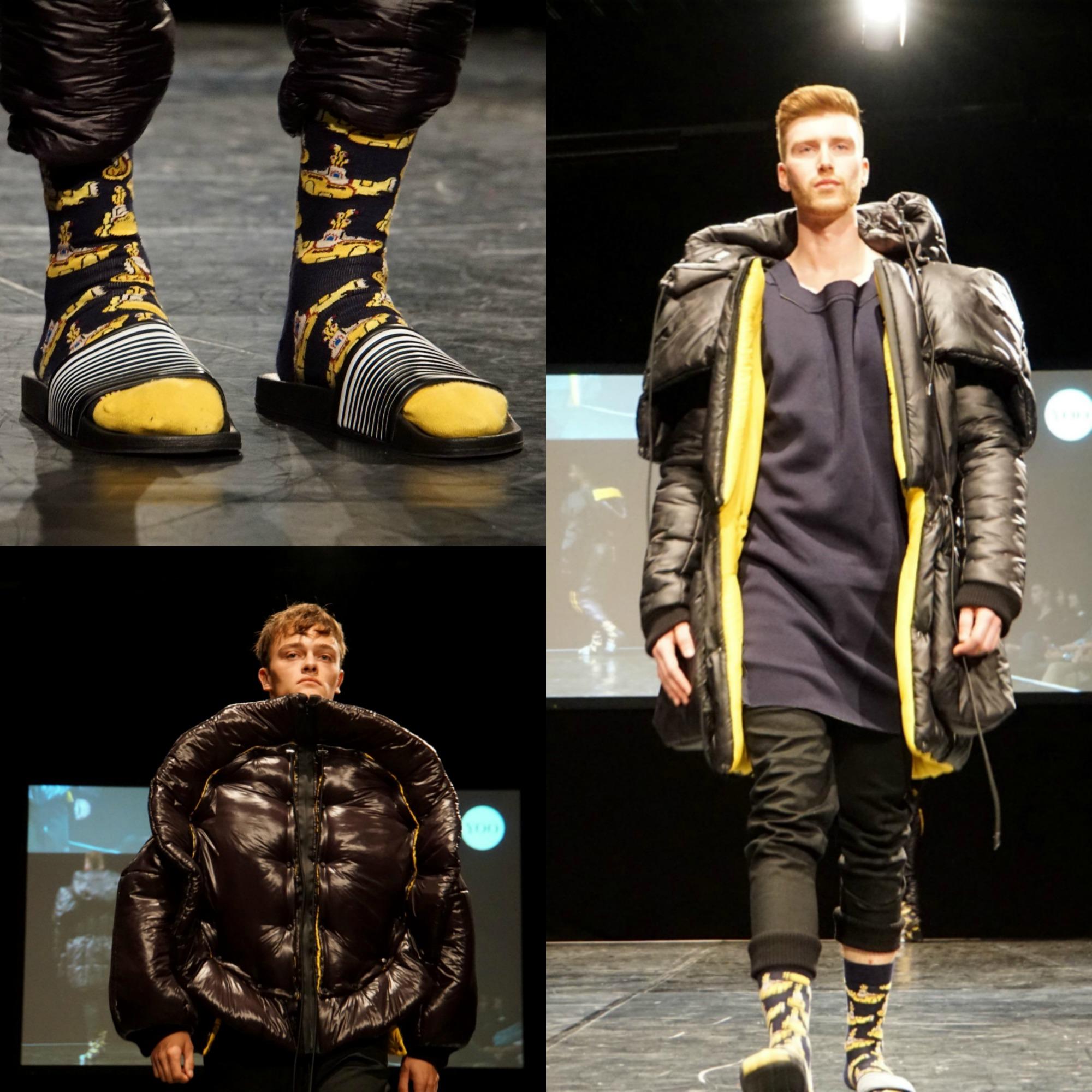 Catwalk Bielefeld 2018 Ilya Nju