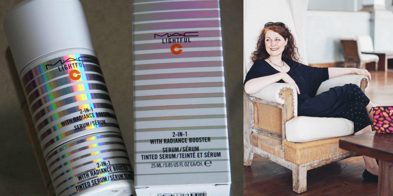 Lightful 2 in 1 Tint + MAC Lightful 2 in 1 MAC Lightful C 2 in 1 Serum und Getönte Tagespflege Erfahrungen