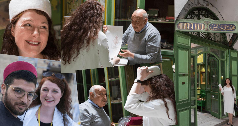 Chechia kaufen in der Medina - Tipps für ein Mädelswochenende in Tunis iknmlo Ü40 Blog