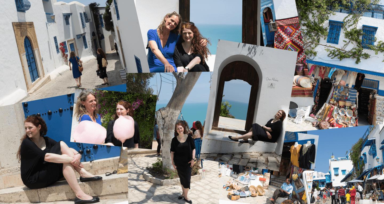 Sidi Bou Said Alaia Museum Tunis Spaziergang Tipps für ein Mädelswochenende in Tunis iknmlo Ü40 Blog
