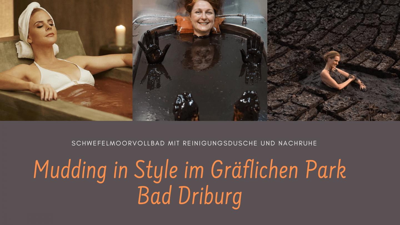 Donna und ich im Moorbad Inspiration iknmlo Gräflicher Park Bad Driburg