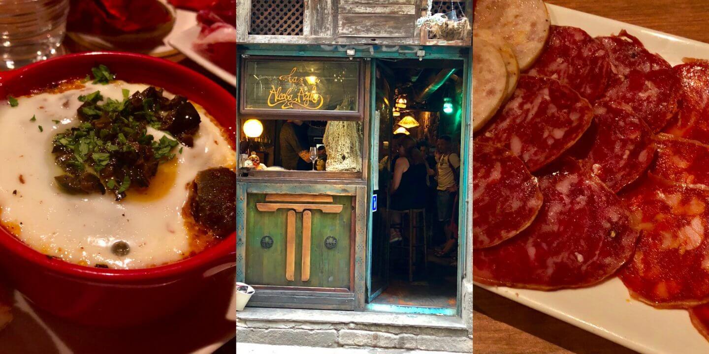 Barcelona Spanien Reise Tapas Essen Foodie IKNMLO