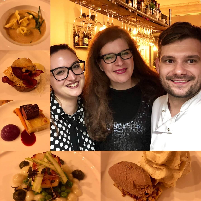 Hogmanay Supper Club Silvester Auf Europäisch
