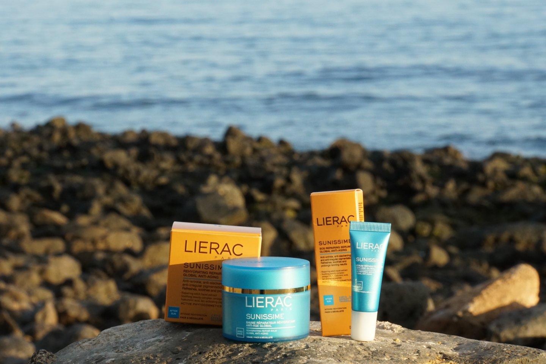 Musthaves für Urlaub am Meer: Sunissime von Lierac iknmlo Ü40 Blog