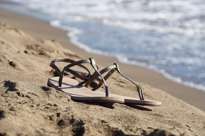 Musthaves für Urlaub am Meer: Havaianas YOU RIVIERA - Flipflops mit Riemchen