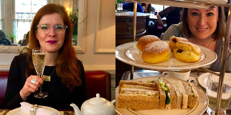 Afternoon Tea London Kettner's Townhouse IKNMLO