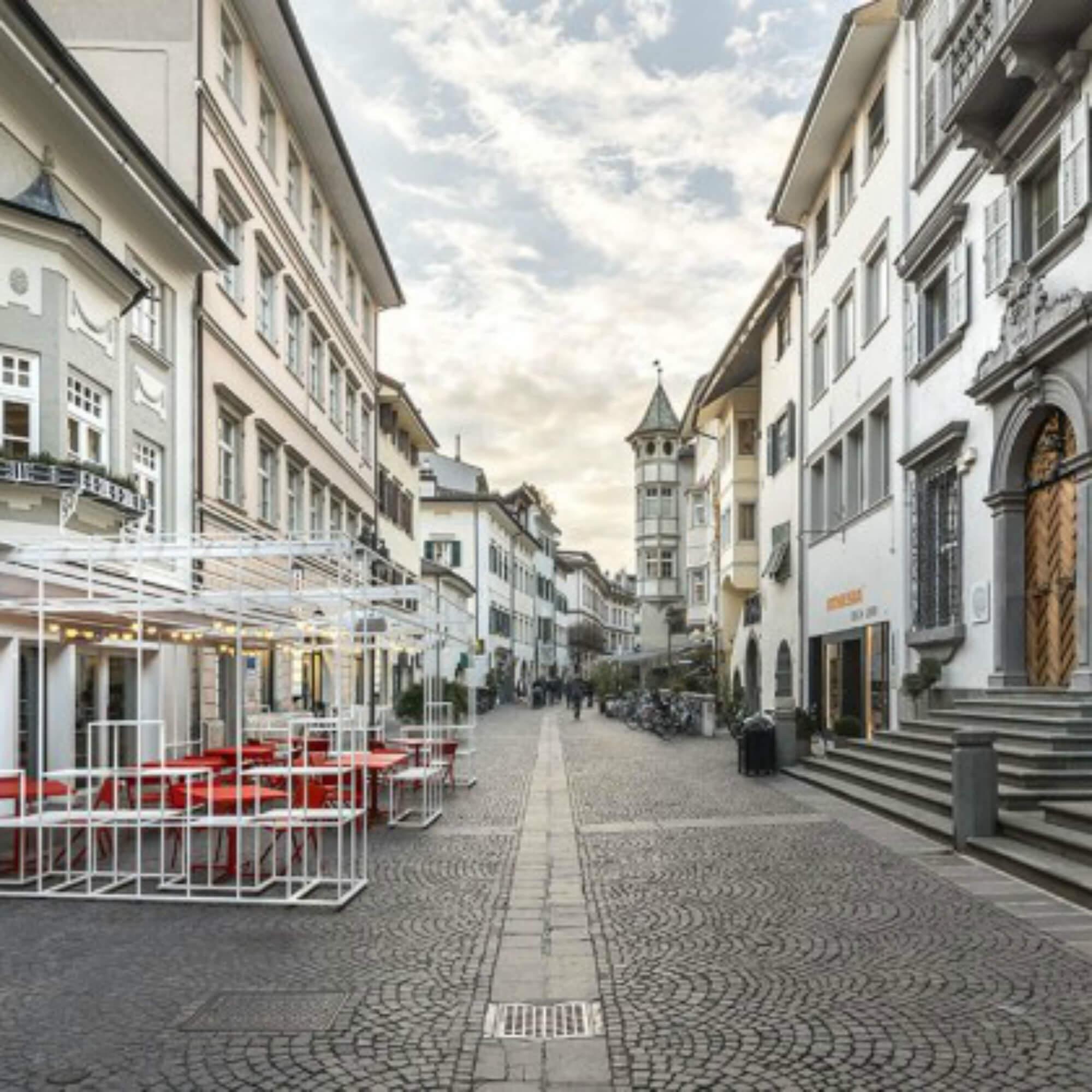 Ü60 Bloggerin Ursel vom IKNMLO Fashionblog über Italia&Amore